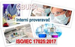 C19 Interni proveravač za laboratorije prema SRPS ISO/IEC 17025:2017- webinar