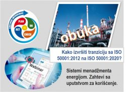 En05 Kako izvršiti tranziciju sa standarda ISO 50001:2011 na ISO 50001:2018?